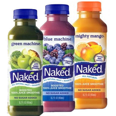 Naked juice stores