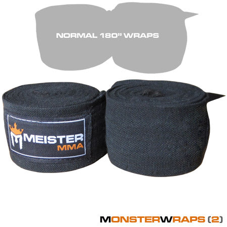 MonsterWraps XL