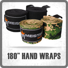 Meister MMA Adult Hand Wraps