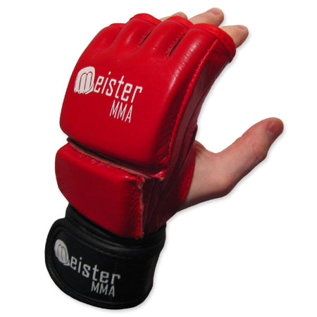 Classic MMA Gloves - Red