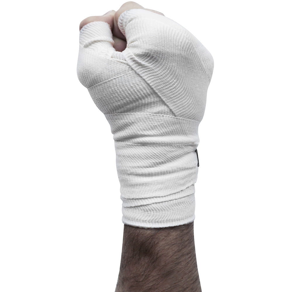 Meister Traditional Elastic Gauze Hand Wraps 10 Pack