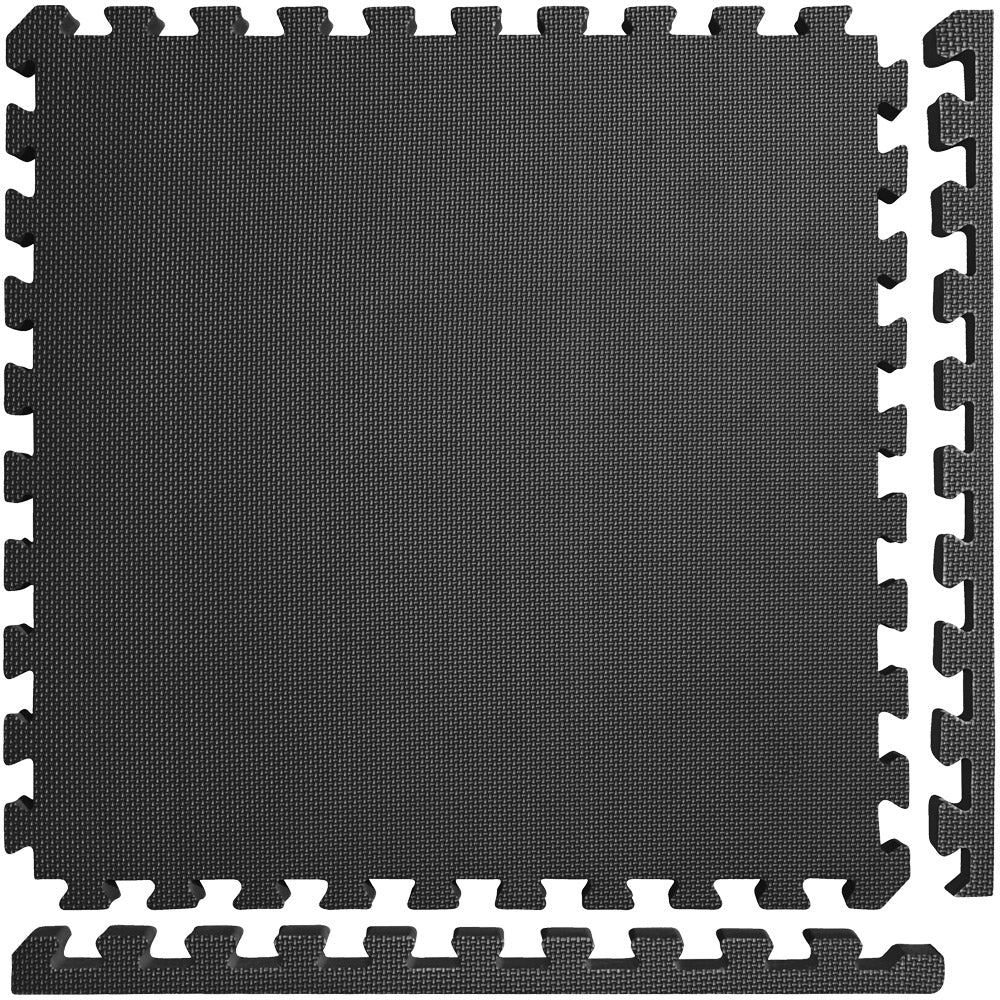 "Meister X-THICK 1.5"" Interlocking EVA Foam Mats - Black"
