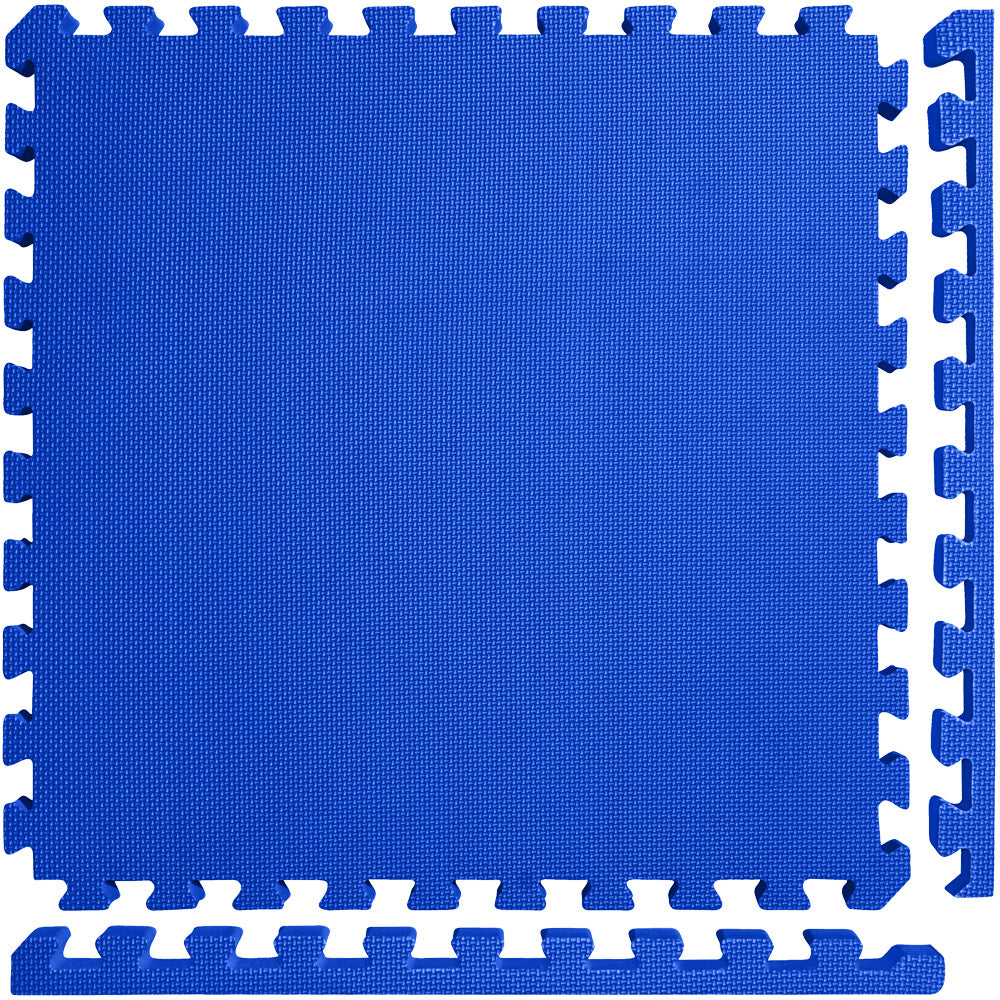 "Meister X-THICK 1.5"" Interlocking EVA Foam Mats - Blue"