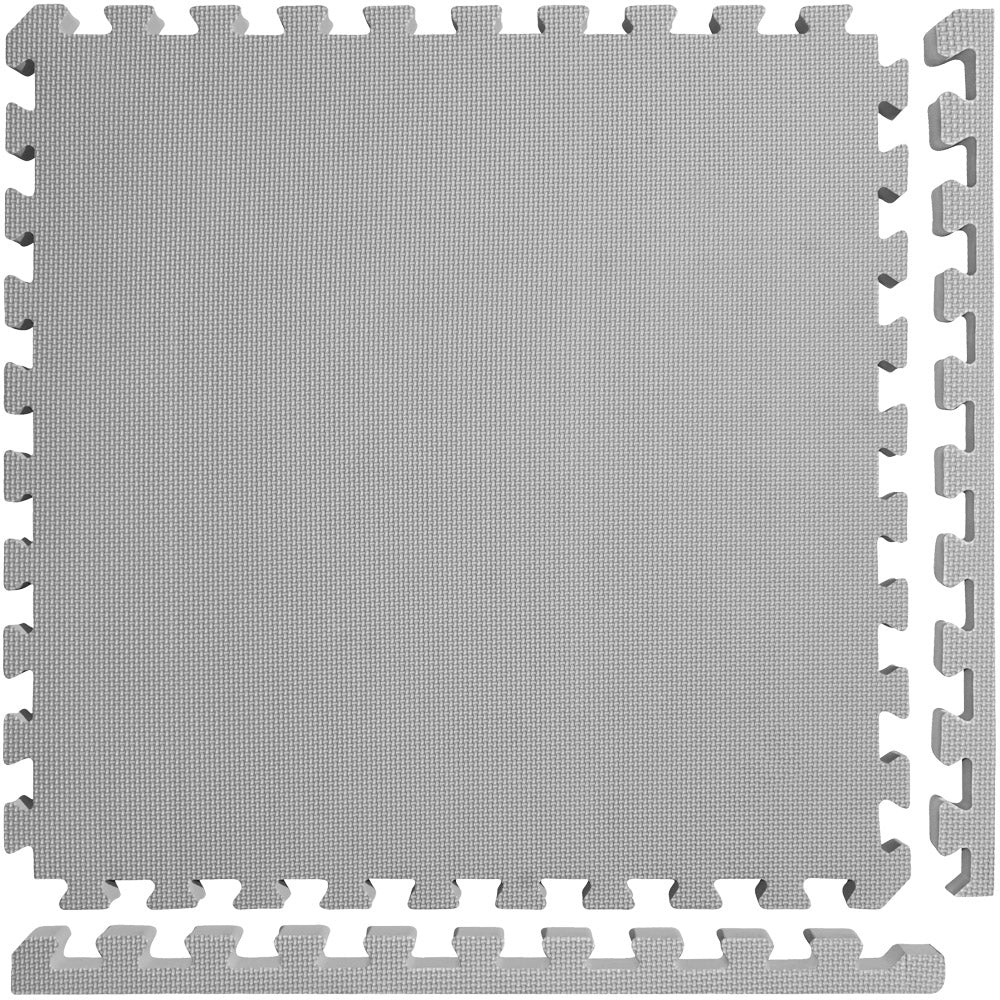 "Meister X-THICK 1.5"" Interlocking EVA Foam Mats - Gray"