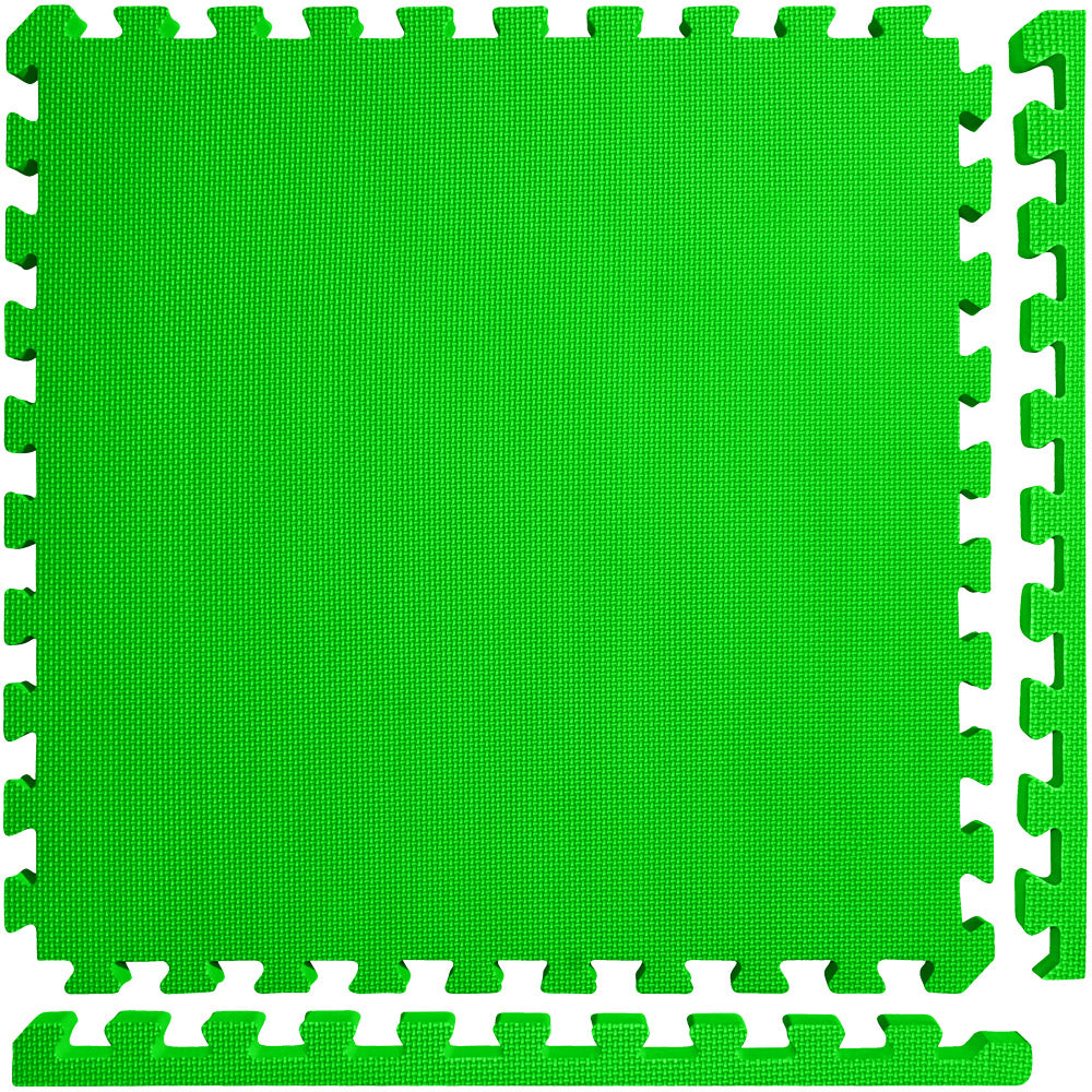 "Meister X-THICK 1.5"" Interlocking EVA Foam Mats - Green"
