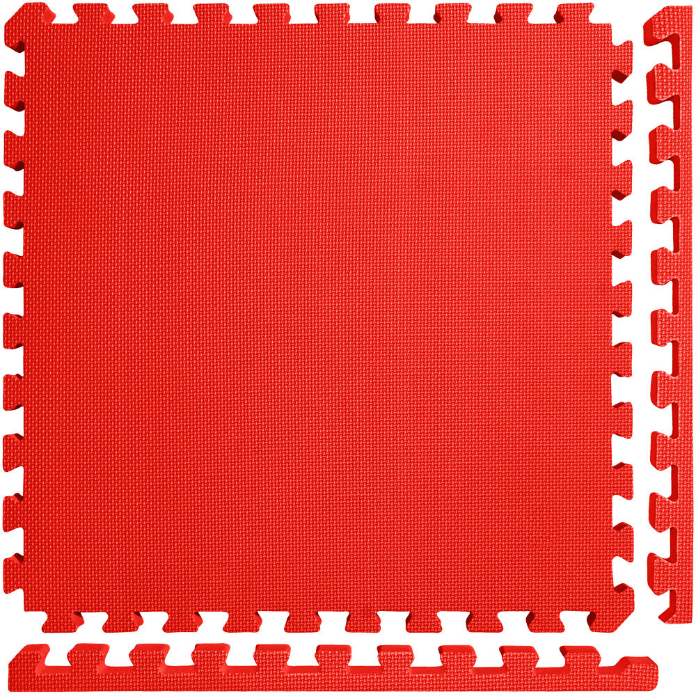 "Meister X-THICK 1.5"" Interlocking EVA Foam Mats - Red"