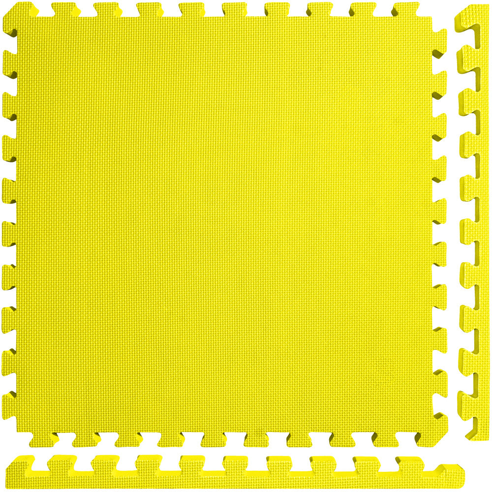 "Meister X-THICK 1.5"" Interlocking EVA Foam Mats - Yellow"