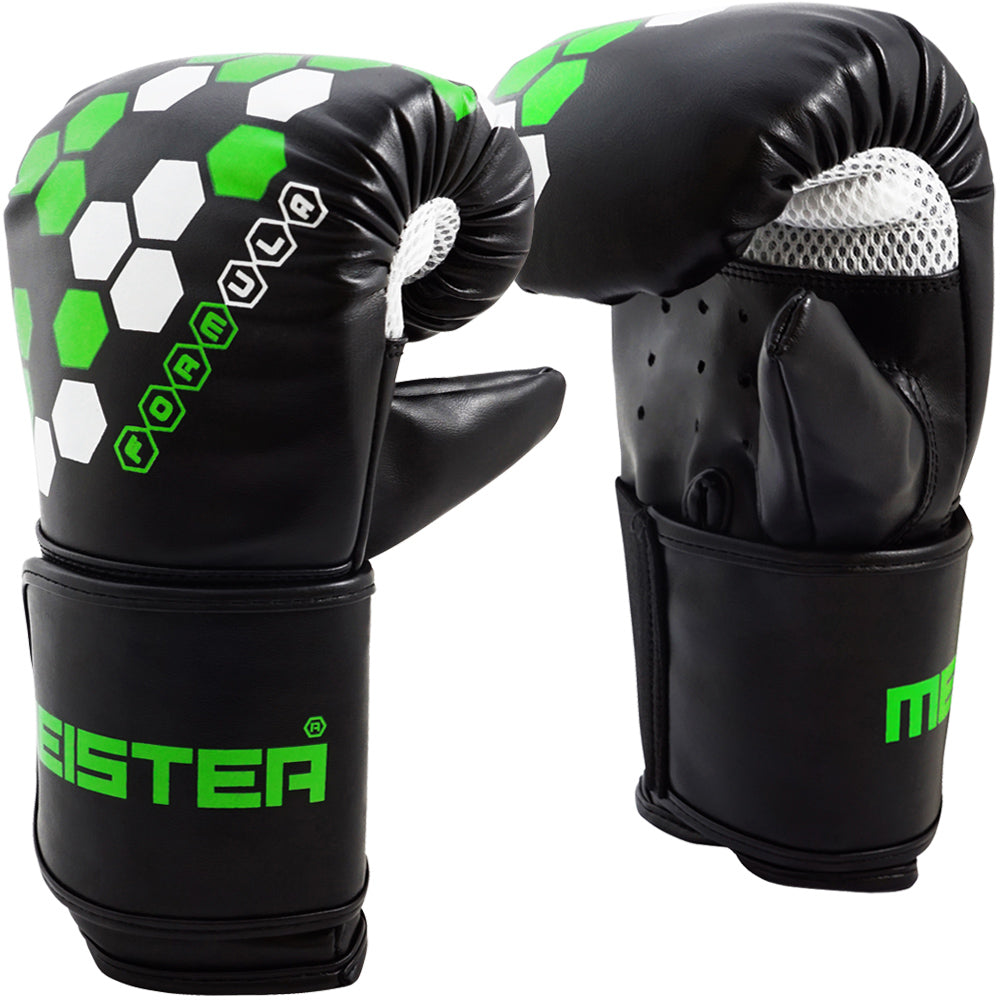 Meister Formula Hex Pu Leather Bag Mitts