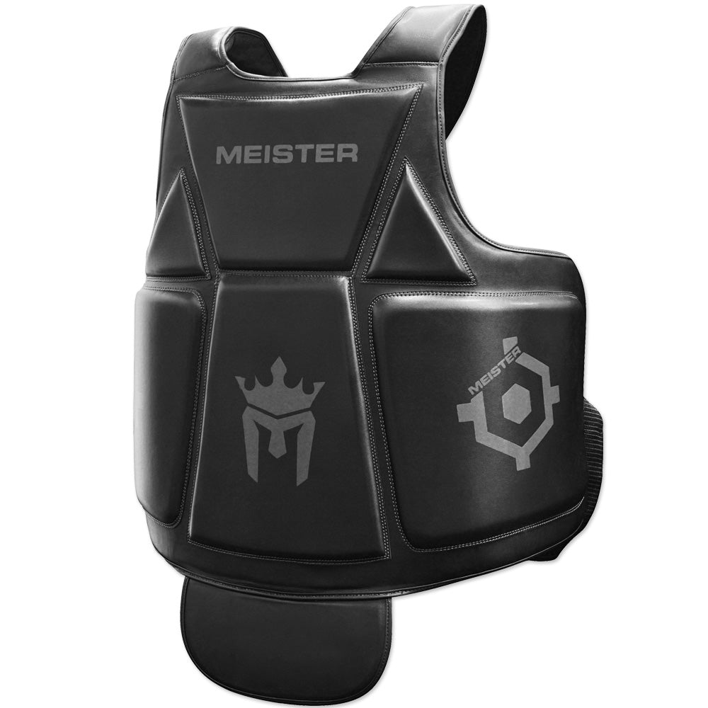 Meister Body Armor - MMA & Boxing Chest Guard w/ Groin Protector