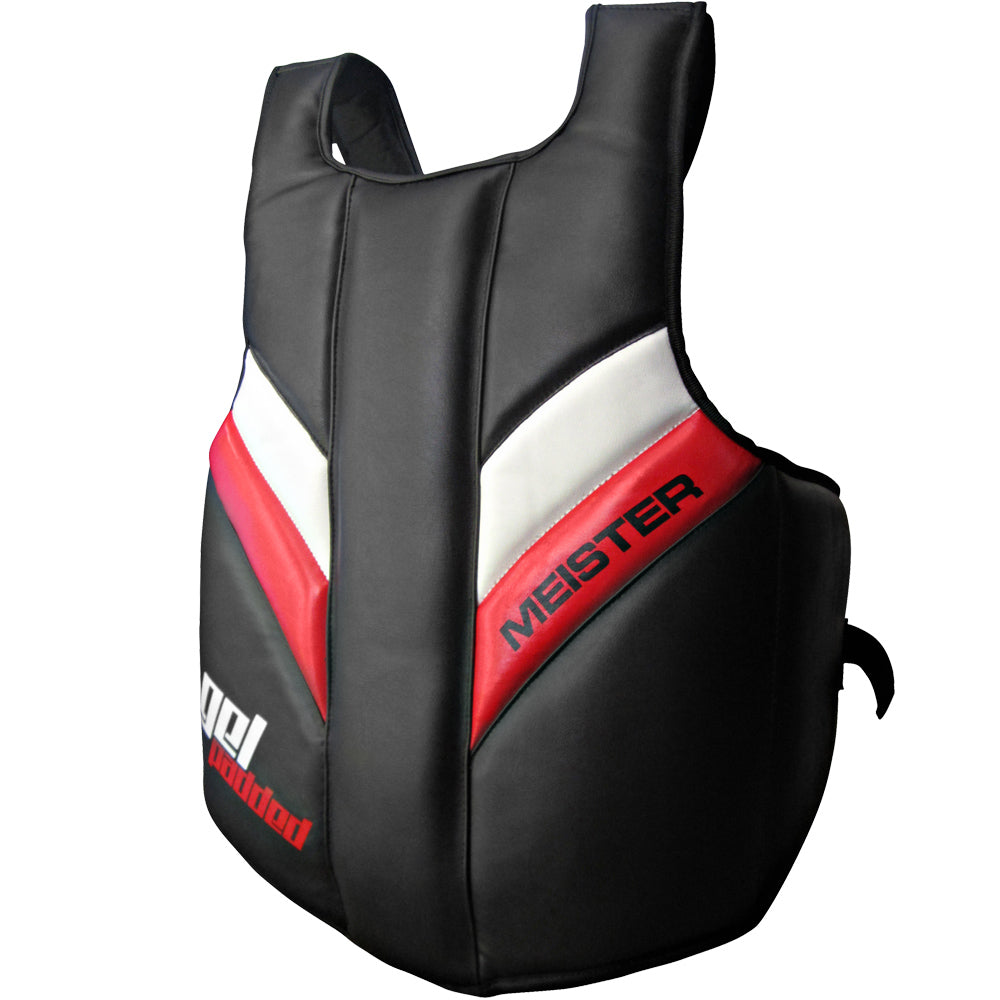 Meister Full Torso Chest Guard w/ Gel Padding