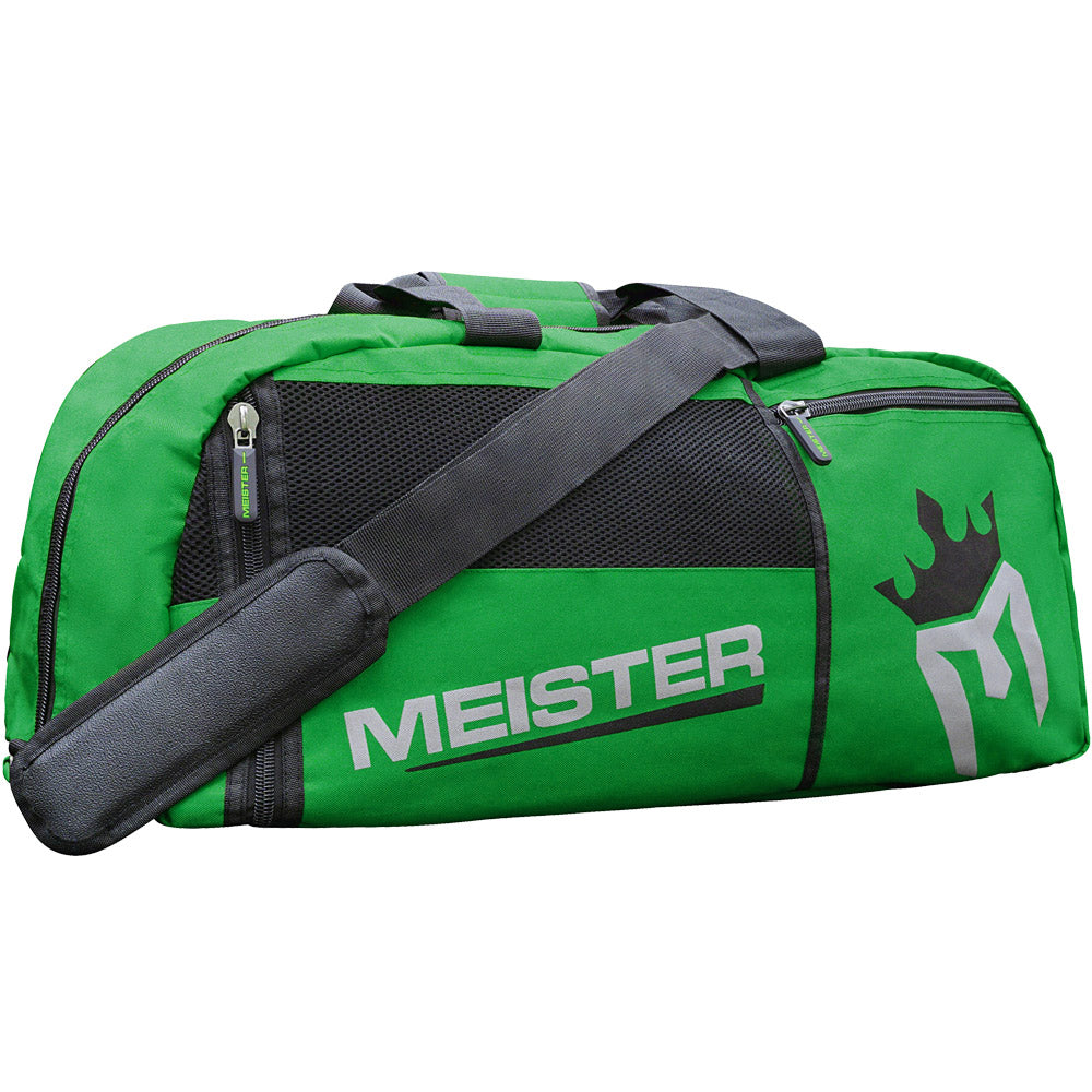 Meister Vented Convertible Backpack Duffel Bag - Green
