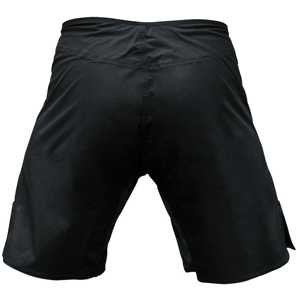 Meister ELITE FLEX Board Shorts - Blank Black