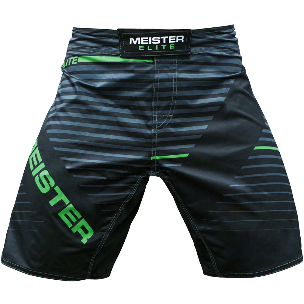 Meister ELITE FLEX Board Shorts - Livewire Green