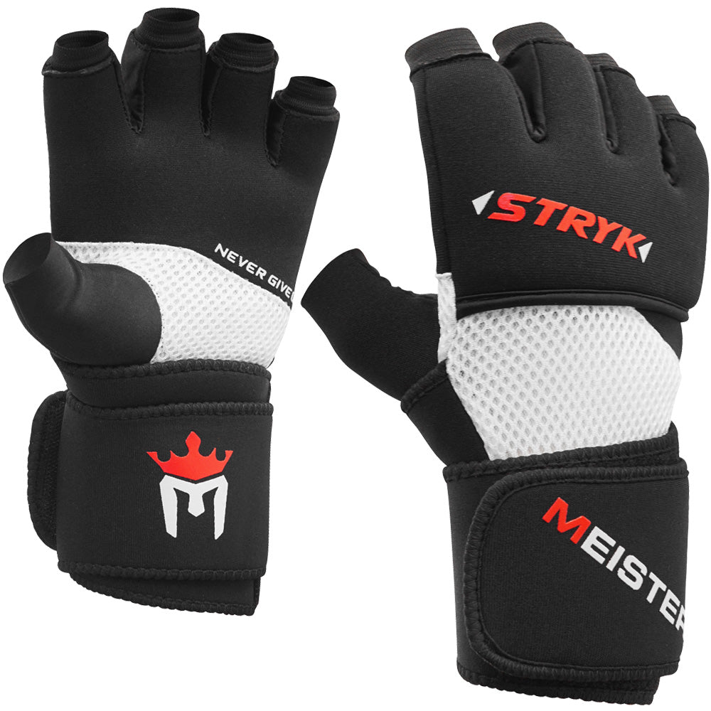 Meister Wrist Wrap Stryk Gloves™ w/ EliteGel