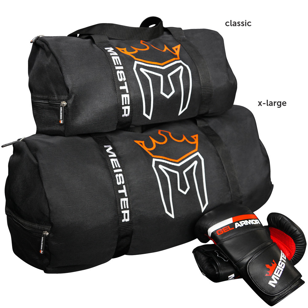 Gym Bag Jalandhar: MEISTER X-LARGE CHAIN MESH DUFFEL GYM BAG