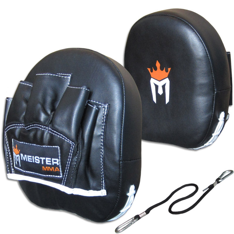 Contour Padded Target Punch Mitts (Pair)