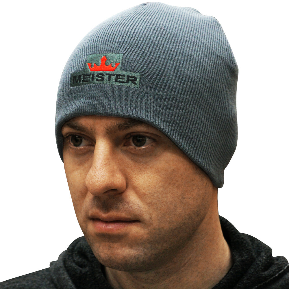 Meister Skull Cap Beanie - Heather Gray