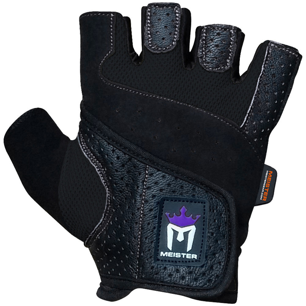 Xcrossfit Weight Lifting Gloves: MEISTER WOMEN'S FIT WEIGHT LIFTING GLOVES Ladies Gym