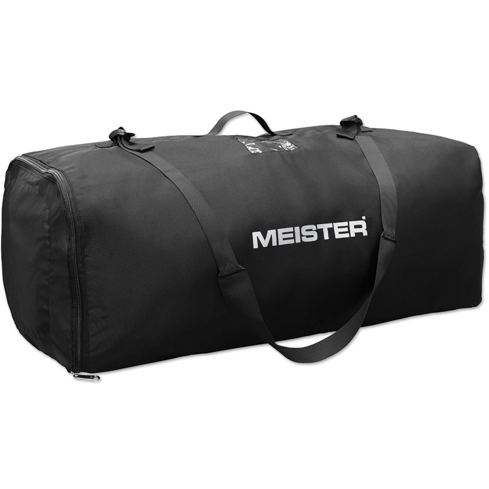 Meister Pack Duffel Bag - Travel Case up to 75L - Black