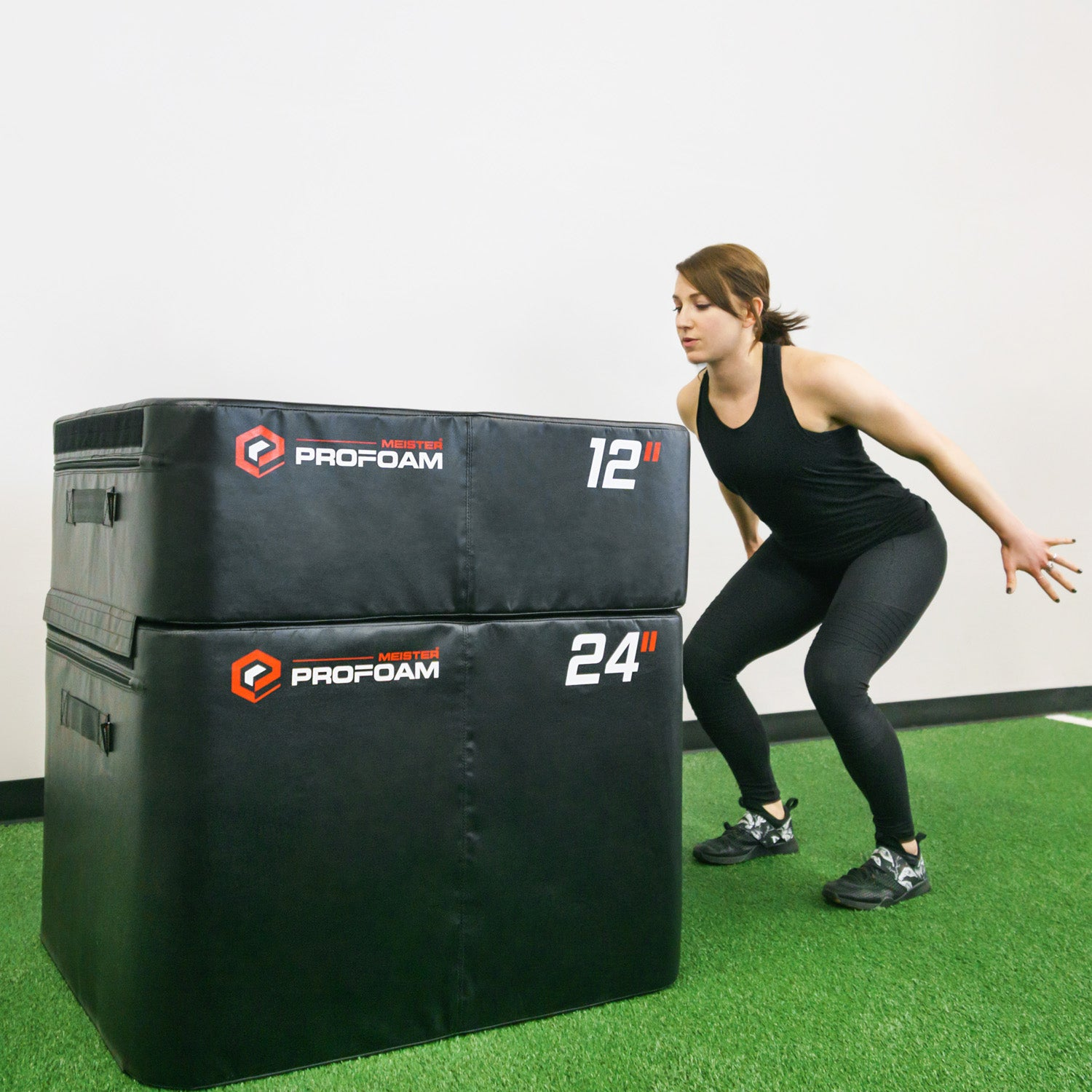 Meister PROFOAM™ Plyo Box for Professional Gyms 5 Box Set