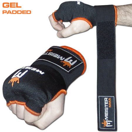 Gel-Padded ProWrap Inner Hand Wrap Gloves (Pair)