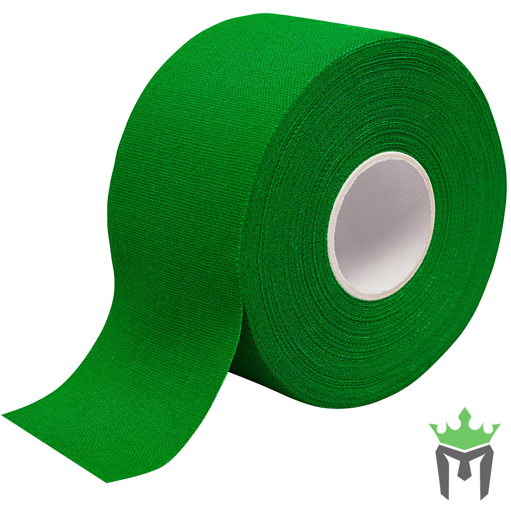 MeisterTape Premium Athletic Trainer's Tape - 15Yd - Green