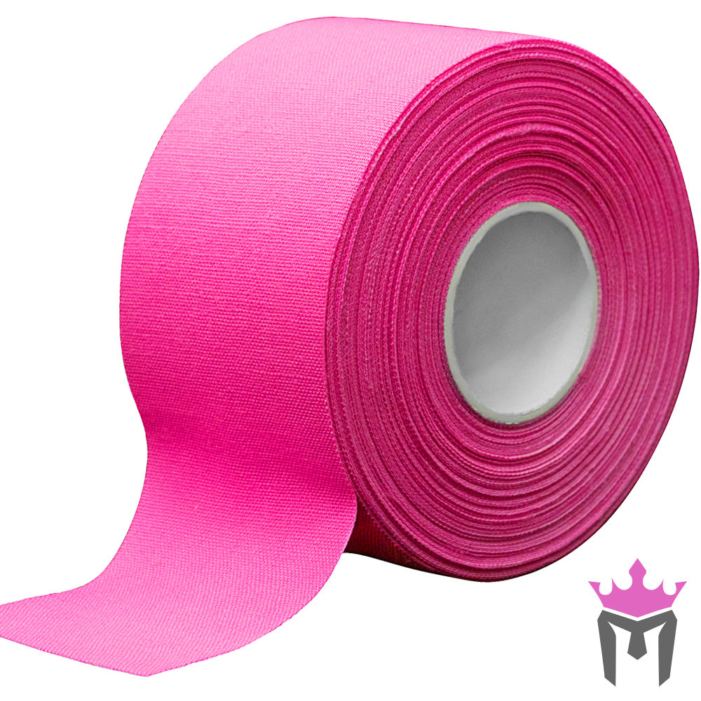 MeisterTape Premium Athletic Trainer's Tape - 15Yd - Pink