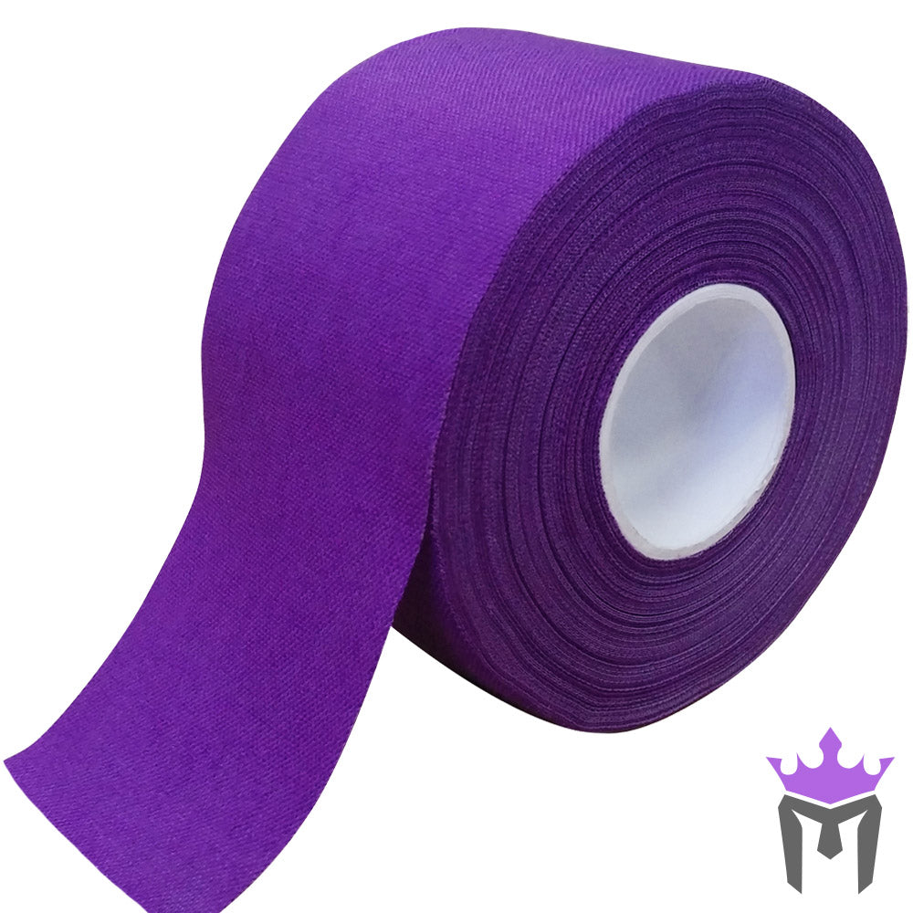 MeisterTape Premium Athletic Trainer's Tape - 15Yd - Purple