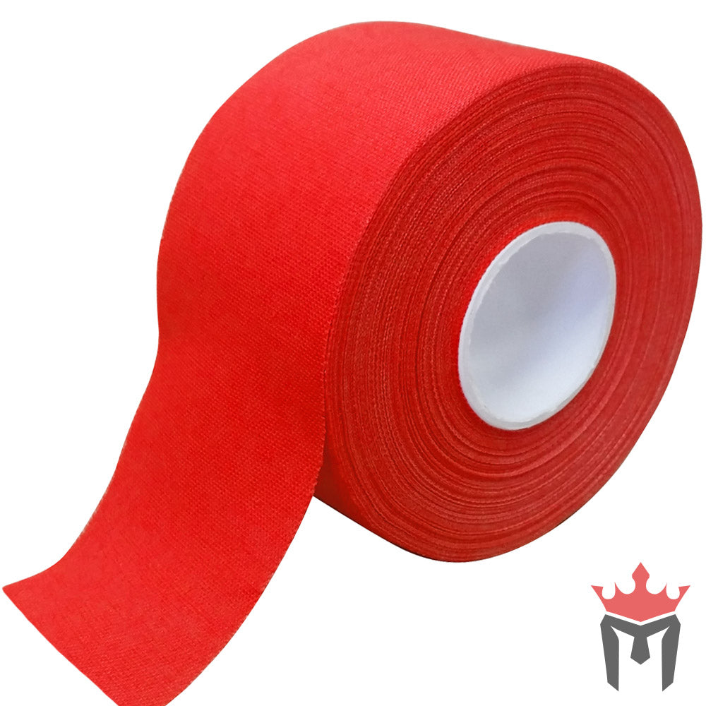 MeisterTape Premium Athletic Trainer's Tape - 15Yd - Red