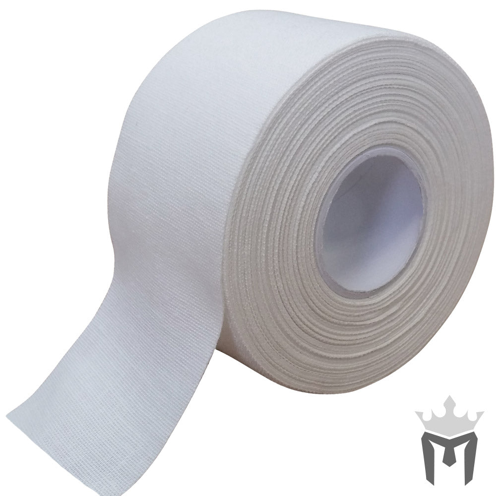 MeisterTape Premium Athletic Trainer's Tape - 15Yd - White