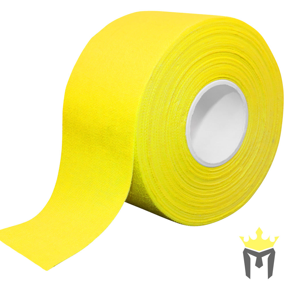 MeisterTape Premium Athletic Trainer's Tape - 15Yd - Yellow