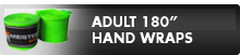 Adult 180 Hand Wraps