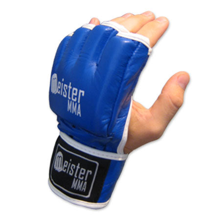 Ultimate MMA Gloves - Blue