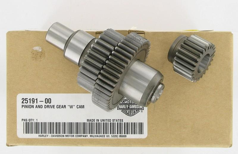 Pinion and drive gear W cam matched set | Color:  | Order Number: 25191-00 | OEM Number: 25191-00