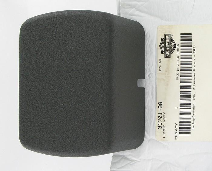 Cover - spark coil | Color: black wrinkle | Order Number: 31701-98 | OEM Number: 31701-98 / 31800-78A
