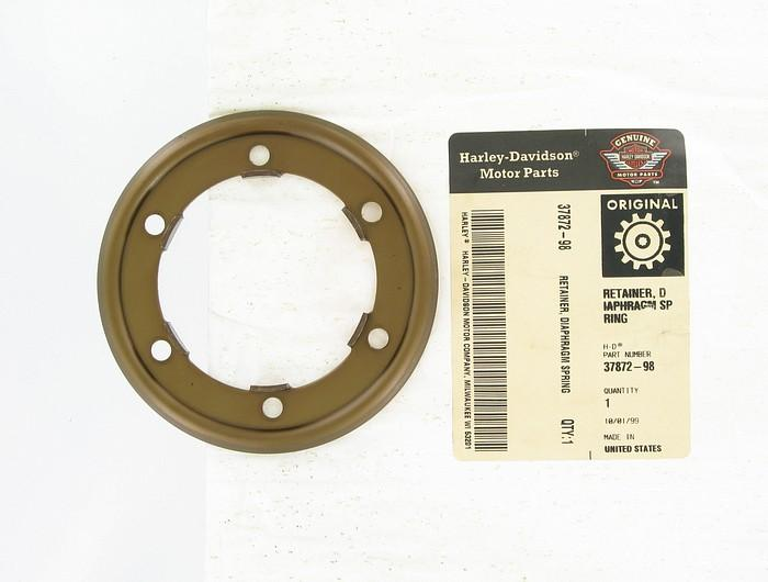 Retainer, diaphragm spring | Color:  | Order Number: 37872-98 | OEM Number: 37872-98