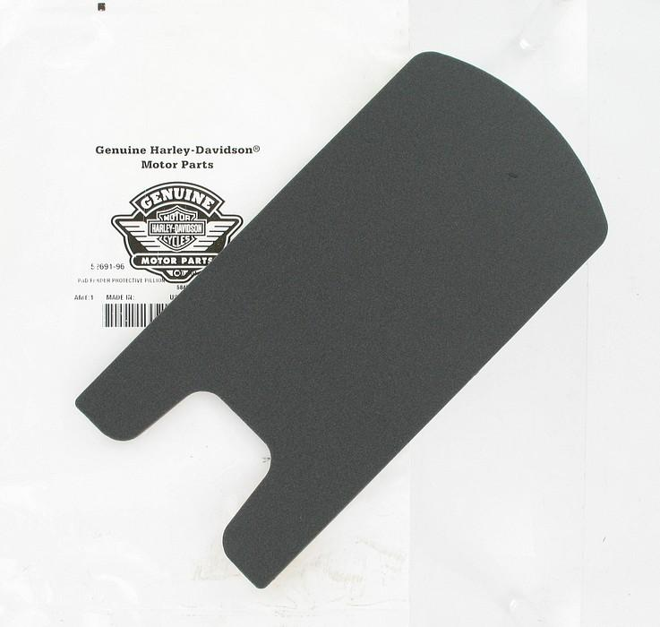 Protective pad, pillion seat | Color:  | Order Number: 52691-96 | OEM Number: 52691-96