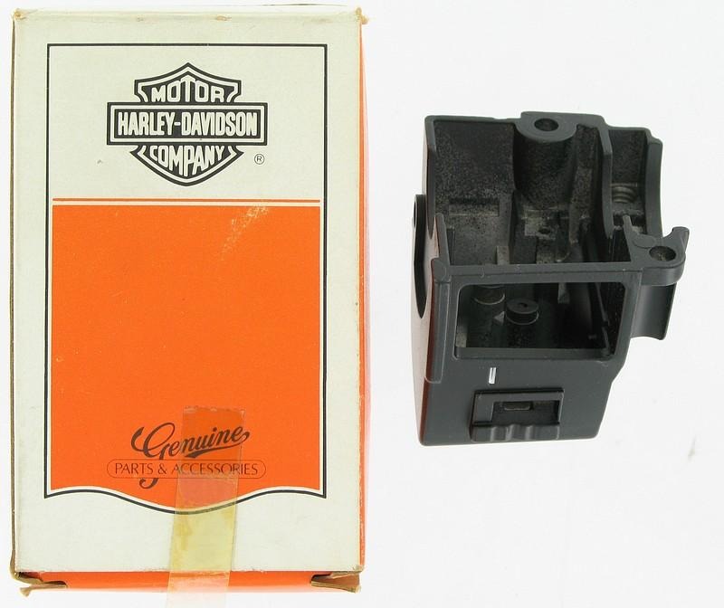 Switch housing, lower - right | Color: black | Order Number: 70355-85 | OEM Number: 70355-85