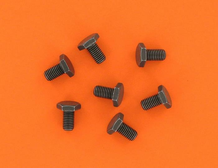 Screw, coil mounting plate | Color: 1/4