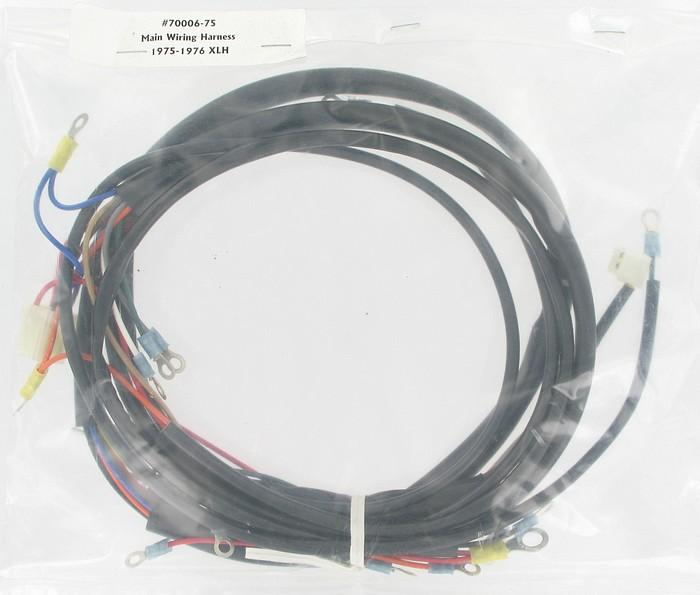 Main wiring harness | Color:  | Order Number: R70006-75 | OEM Number: 70006-75