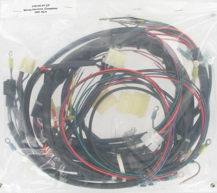 Complete wiring harness | Color:  | Order Number: R70135-91CP | OEM Number: 70135-91