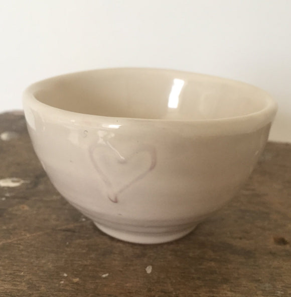Heart dipping bowl - Dales Country Interiors