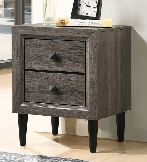 Oaklee Gray Oak Accent Table image