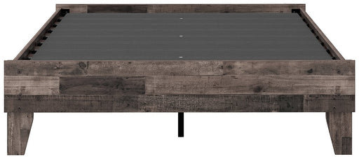 Neilsville Signature Design by Ashley Full Platform Bed image