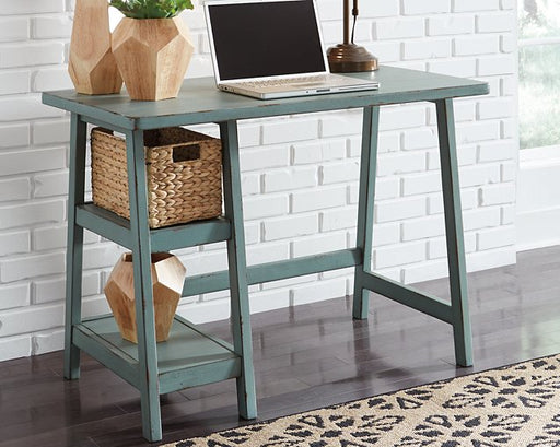 Mirimyn Signature Design by Ashley Home Office Small Desk image