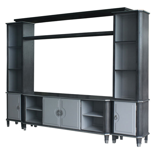 Acme Furniture House Beatrice Entertainment Center in Charcoal 91980 image
