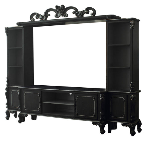 Acme Furniture House Delphine Entertainment Center in Charcoal 91985 image