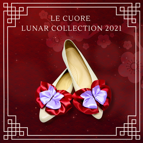 Le Cuore Lunar New Year Collection — 大红大紫