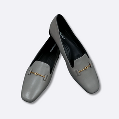 le cuore shoes freya loafers grey