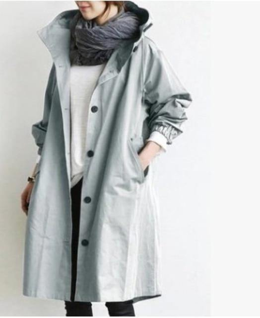 Fanny - Long Women's Trench Coat